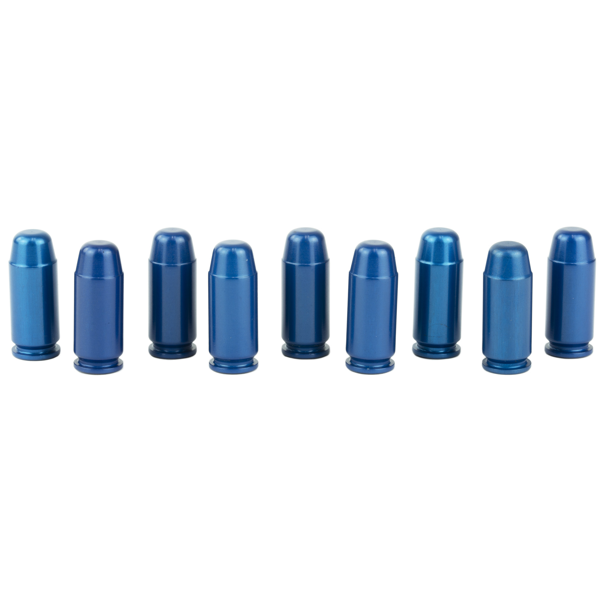 Azoom Snap Caps 40s&w 10pk Blue