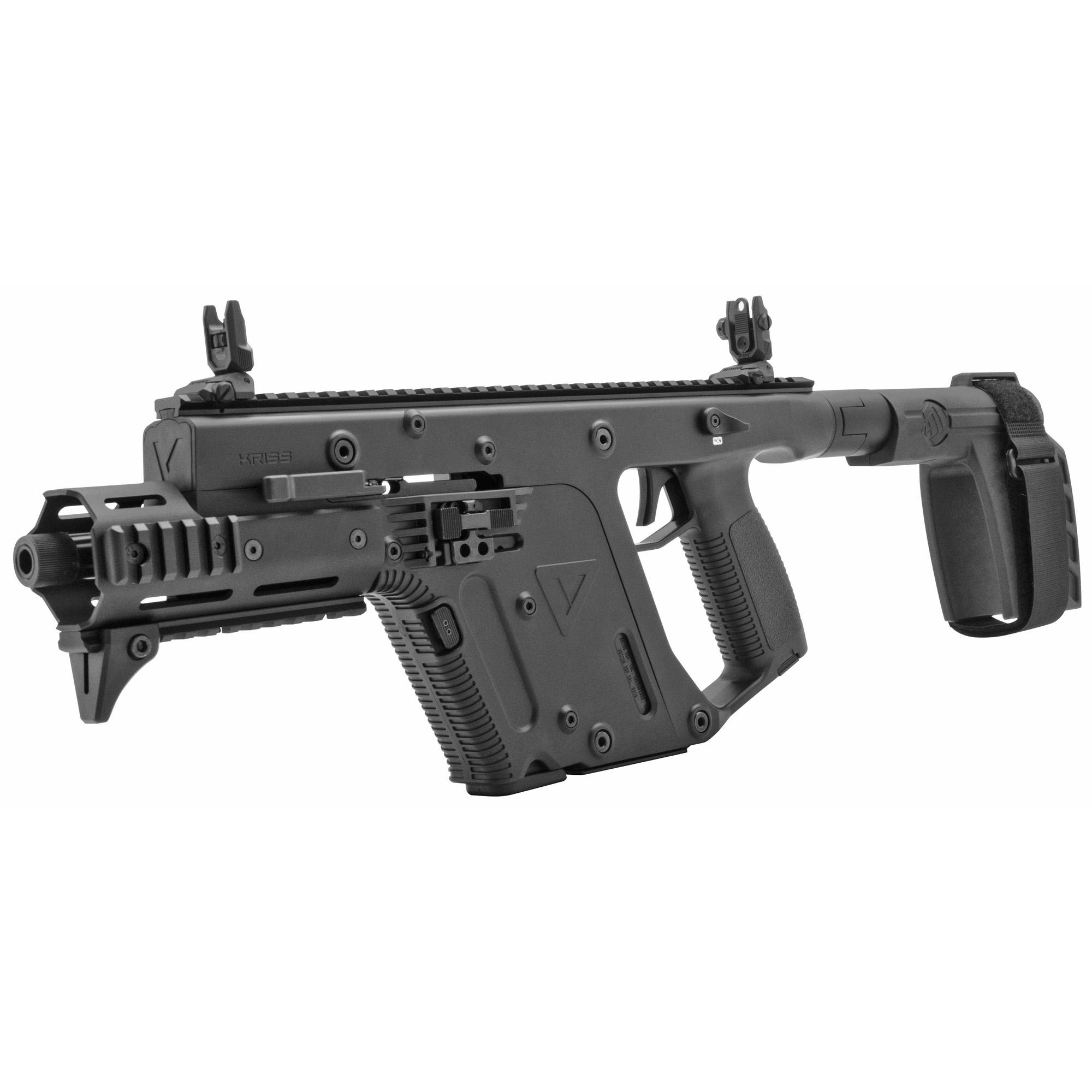 "Kriss Vector Sdp Sbxk 10mm 6.5"" Blk-KRKV10-PSBBL31"