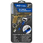 Dac 40cal Pistol Cleaning Kit 15pc