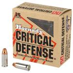 Hrndy Cd 25acp 35gr Ftx 25/250