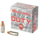 Hrndy 9mm 135gr Crt Duty 25/250