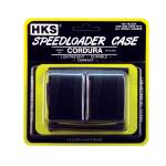 Hks Double Pouch Black Cordura