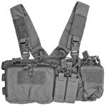 Haley Heavy Chest Rig Grey