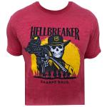 Sharps Hellbreaker Red Xl