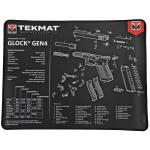Tekmat Ultra Pstl Mat For Glk Gen4