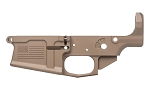 Aero Precision M5 .308 Stripped Lower Receiver, Special Edition Freedom - FDE Cerakote