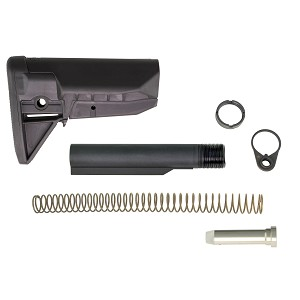 Bcm Gunftr Stock Kit Mod0 Sopmod Blk