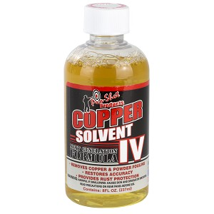 Pro-shot Copper Solvent Iv 8oz 12pk